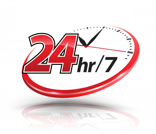 24hr services with clock scale 66219 761